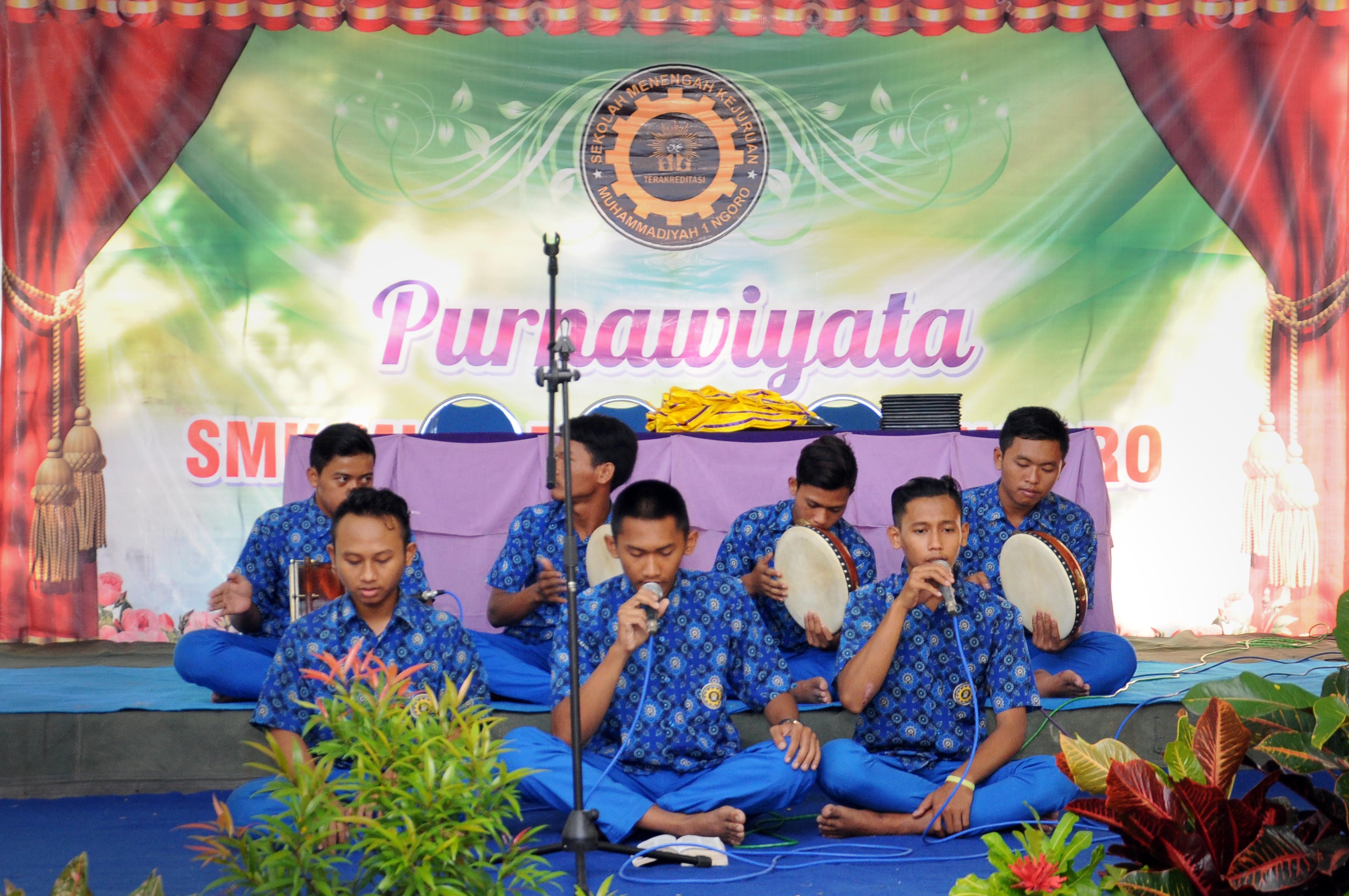 Grup Kesenian Banjari SMK Muhammadiyah 1 Ngoro Jombang